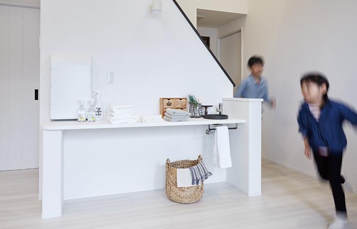 すべての世代に寄り添う優しさを届けるキッズデザインの家。